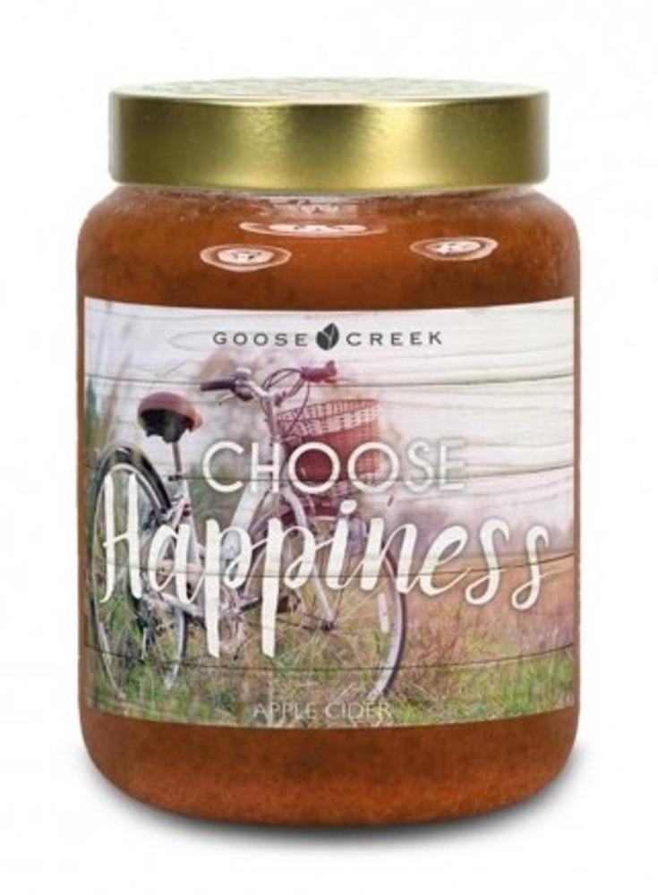 Goose Creek Candle Giara grande Apple Cider Artwork