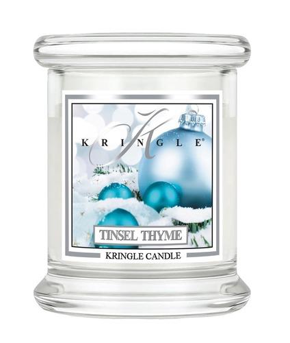Kringle Candle Giara media Tinsel Thyme