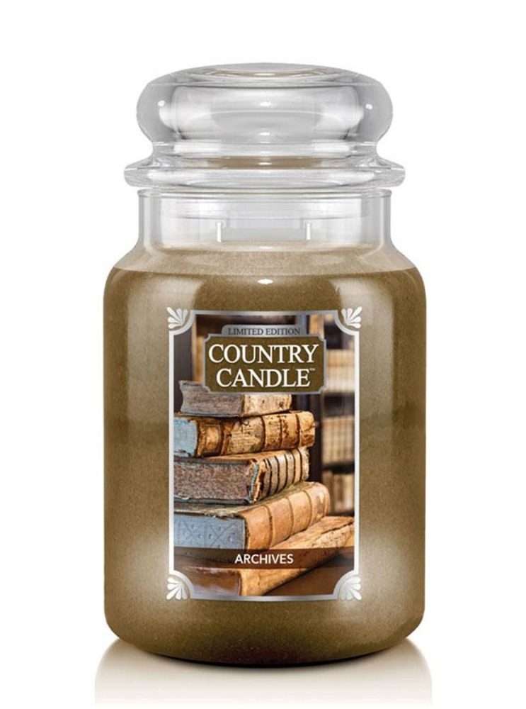 Country Candle Giara grande Archives Limited Edition