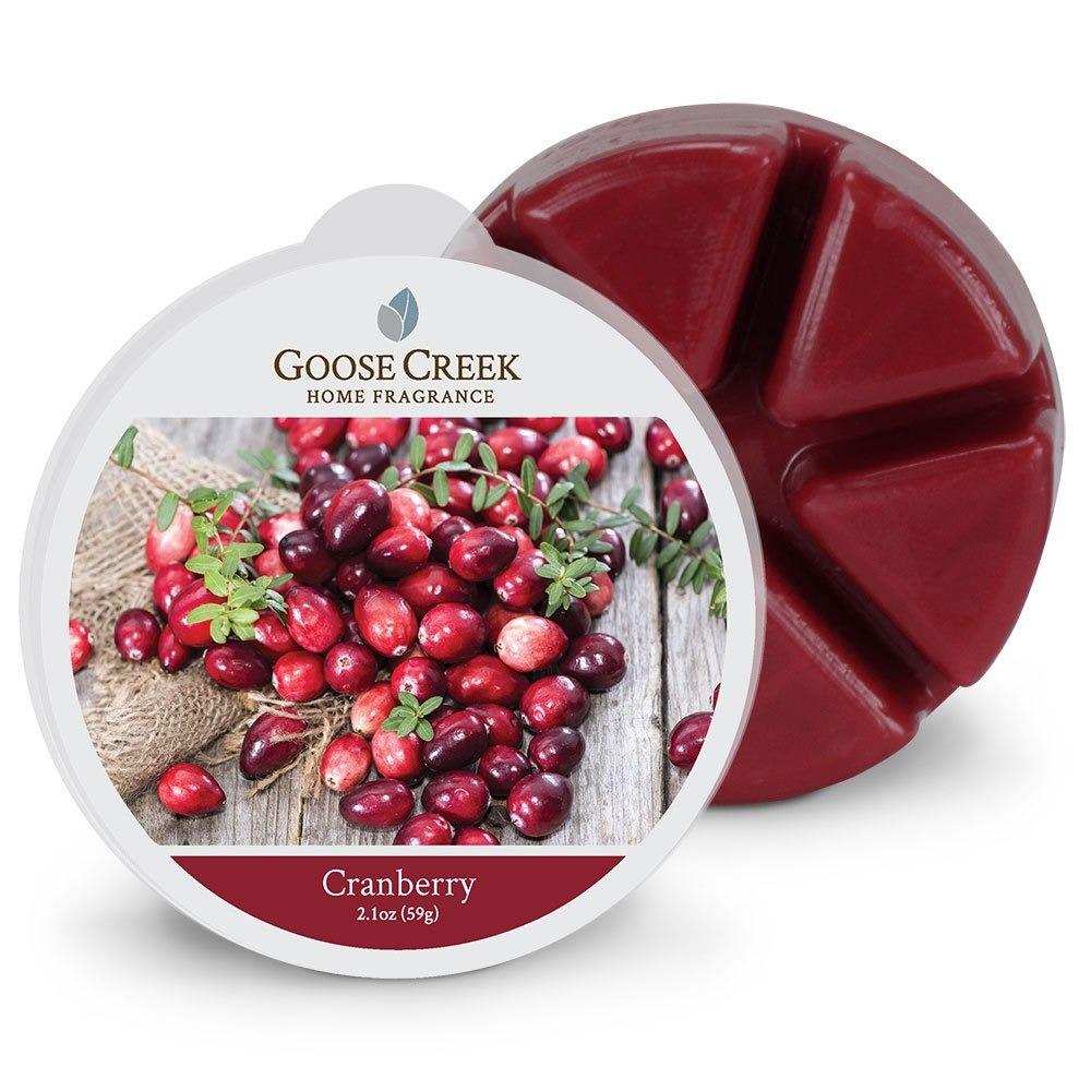 Goose Creek Candle Waxmelt Cranberry