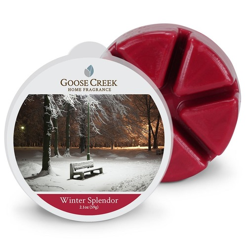 Goose Creek Candle Waxmelt Winter Splendor