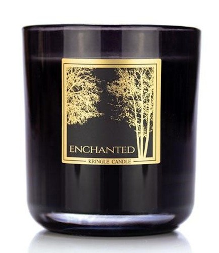 Kringle Candle Giara media Enchanted Black Line