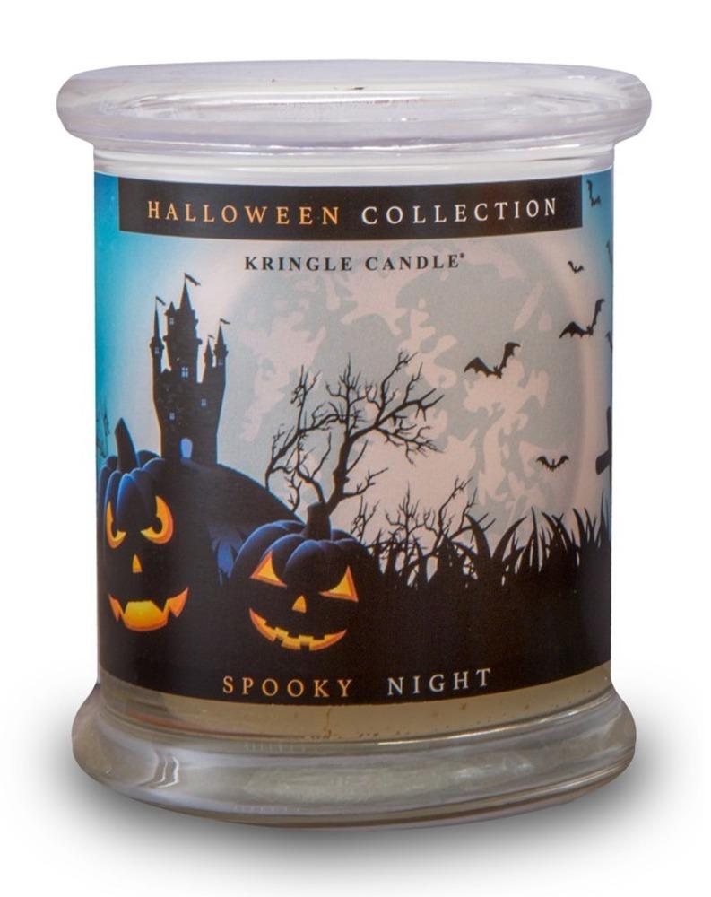 Kringle Candle Giara mini Pumpkin Frosting Halloween Edition