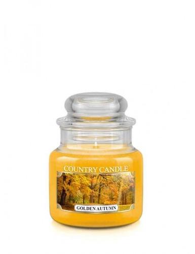 Country Candle Giara mini Golden Autumn