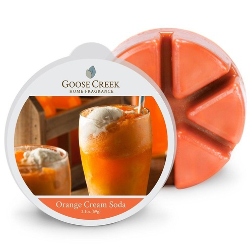 Goose Creek Candle Waxmelt Orange Cream