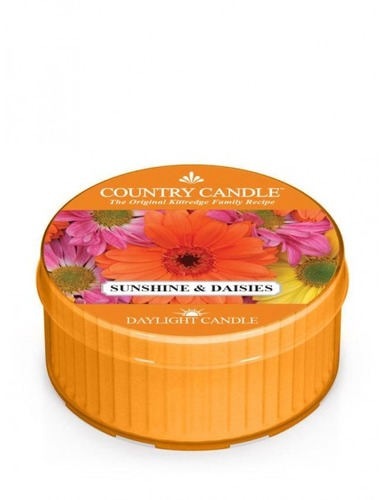 Country Candle Daylight Sunshine & Daisies