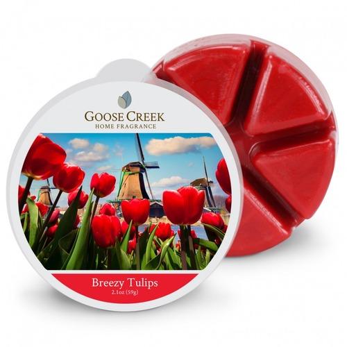Goose Creek Candle Waxmelt Breezy Tulips