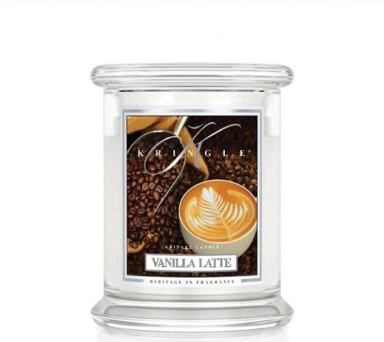 Kringle Candle Giara media Vanilla Latte