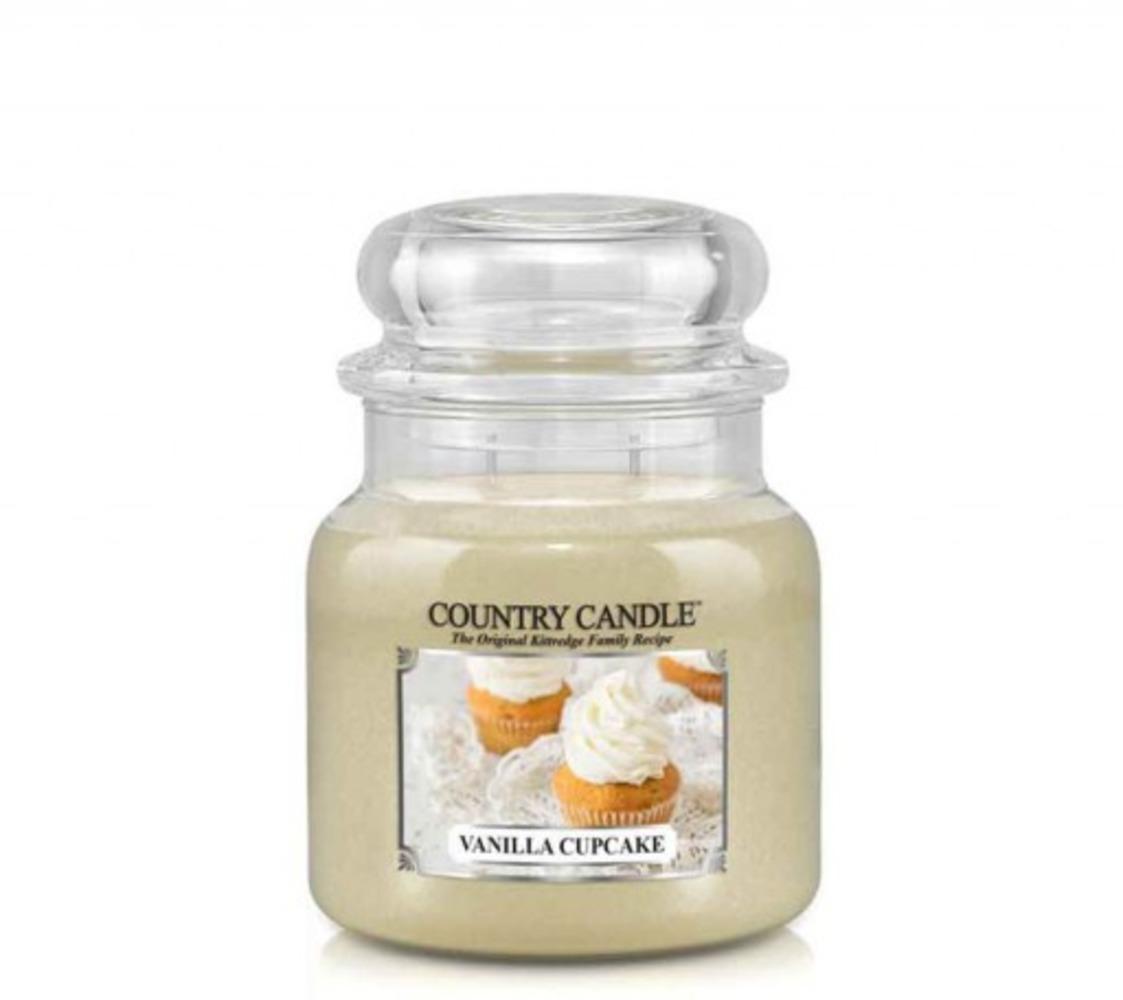Country Candle Giara media Vanilla Cupcake