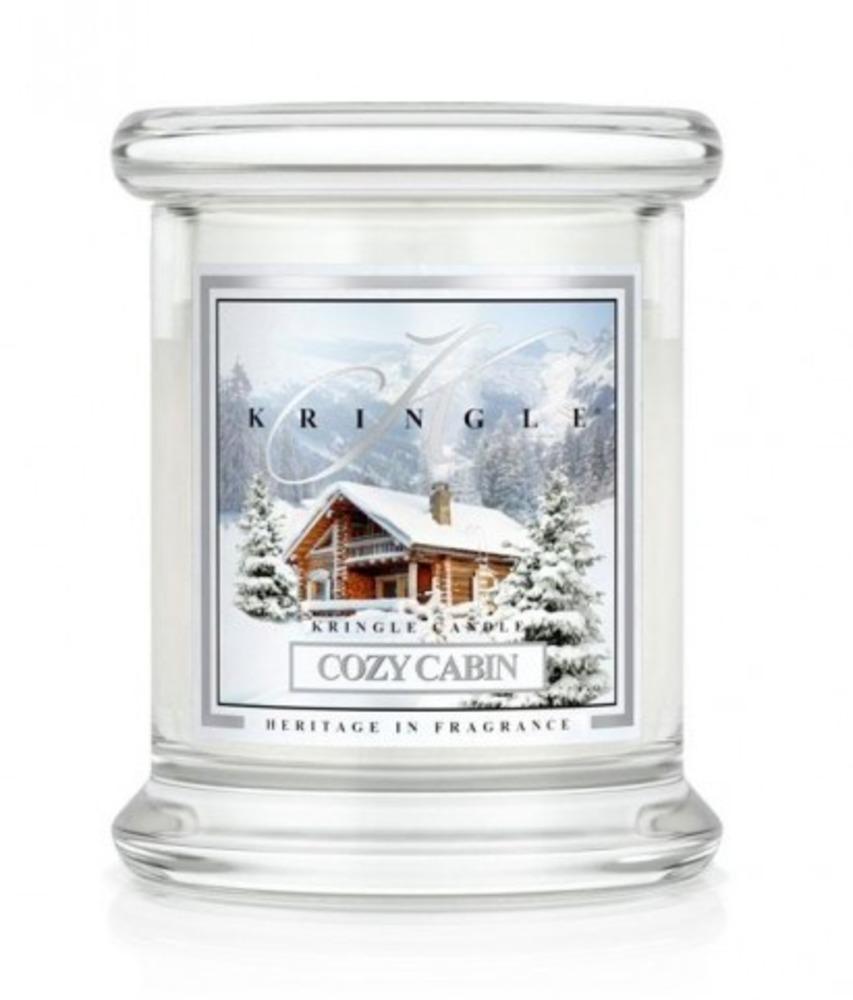Kringle Candle Giara mini Cozy Cabin