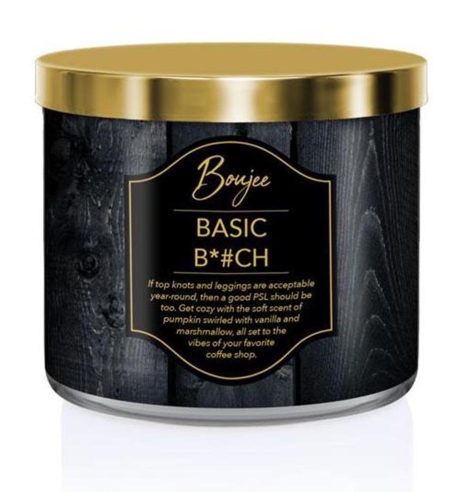 Kringle Candle Tumbler Basic Bitch - Boujee Candles