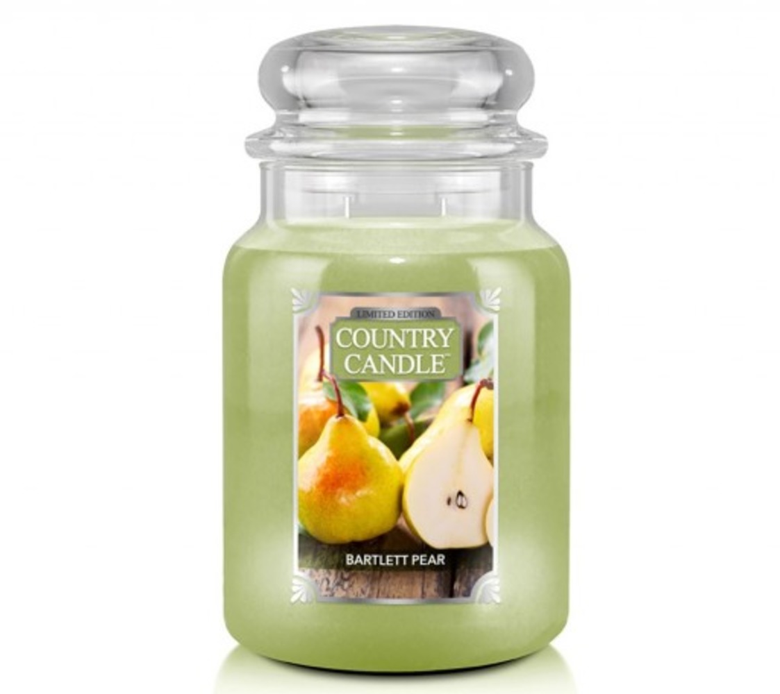 Country Candle Giara grande Bartlett Pear Limited Edition