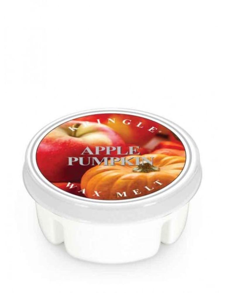 Kringle Candle Waxmelt Apple Pumpkin